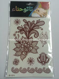 Water Proof Temporary Body Tattoo Sticker with One Week