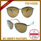 FM14008 Wholesale Design Glare Free Fashion Metal Sunglasses