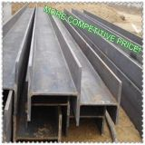Q235B/Ss400 Hot Rolled Structural Material Steel H Beam Bar