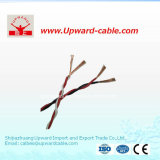 PVC Insulated Flexible Twin Twisted Electrical Power Wire