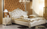 Modern Button Tufted Queen Size Bed