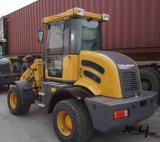 Mini Wheel Loader, Small Wheel Loader with CE Zl12