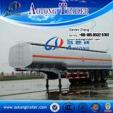50cbm Tri-Axle High Tensile Steel Fuel Tanker Semi Truck Trailer
