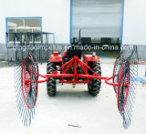 Tractor Trailed Wheel Hay Rake Grass Rake
