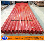 Prepainted Cgi Sheet with Red Color