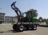 Multi-Function Mini Wheel Loader Hy610 with Imported Engine