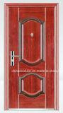 Steel Security Door & Metal Door (CHAM-SD12)