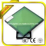 Saving Energy 6mm Colored Low-E Glass with CE / ISO9001 / CCC