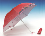 Manual Open Advertising Fold Umbrella (SK-032)