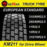 Km211 Truck Tire for Drive Wheel
