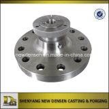 CNC Machining Steel Forging Part-Bonnet