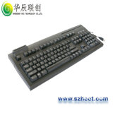104 Keys Keyboard with Msr