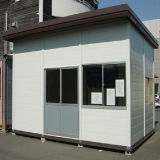 Dismantle Prefab Portable Cabins with Ce Certification