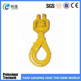 G80 Clevis Swivel Self-Locking Hook with Pin