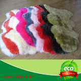 China Wholesale Lamb Fur Carpet with Low Price