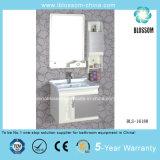 Factory Wholesale Wall-Hung PVC Bathroom Cabinet, Vanity (BLS-16188)