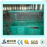 Diamond Mesh Fence Panel Weaving Machine