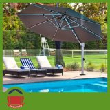 Small Side Post Umbrella for Swimming Pool