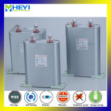 Capacitor Film Single Phase Electrical Power Supply Capacitor Compensate Reactive Wenzhou Liushi