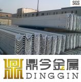 Galvanized Steel Highway Guard Rail