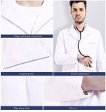Hospital Medical Scrubs Uniforms, Doctor White Lab Coat
