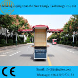 Chinese Mobile Food Cart Business