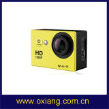 Full HD 1080P Action Camera with 30 Meters Distance WiFi Remote Control