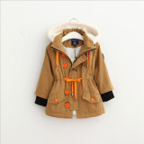 Fashion Wool and Hooded Clothes for Kids Wear