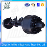 High Quality Germany Type Axle Rear Square Axle