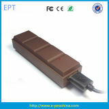 New Charger Unique Chocolate Shape Power Bank for Mobile Phone