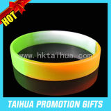 Fitness Sports Silicone Bracelet Segmented Silicone Wristband (TH-08941)