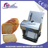 Electric Bread Slice Cutting Machine Table Top Bread Loafs Slicer