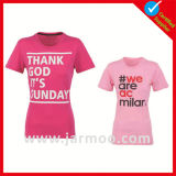 Hot Sell Fashion Sport Letter Printing T-Shirt