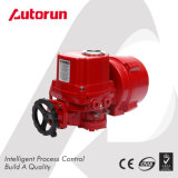 Wenzhou Supplier Modulating Explosion Proof Quarter Turn Electric Actuator