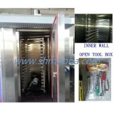 Commecial Bakery Equipment Rotary Rack Bread Baking Oven (complete bakery line supplied)
