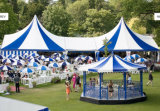 2000 Fire Proof Large PVC Luxury Wedding Tents with SGS
