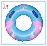 Customized Colorful Inflatable Pool Floating Swim Ring/Tube for Kids