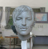 ODM Realistic Female Head Mannequins for Store Mannequins