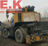 25ton Kobelco Lifting Machines Rough Terrain Crane (RK250)