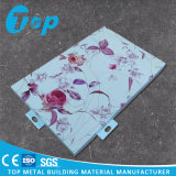 Construction Building Materials Photo Printed Aluminum Panel for Metro Station