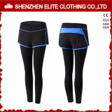 Black and Blue Casual Wear Yoga Pants Wholesale (ELTLI-97)