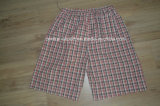 Fashion High Quality Popular Cotton Woven Boxer Short Men Underwear