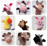 Plush Soft Animal Hand Puppets