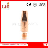 M6*28 E-Cu Gas Diffuser Welding Contact Tip