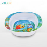 "6.5""Melamine Baby Bowl with Ears (M2003)"