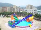 Amusement Inflatable Water Park Inflatable Amusement Water Park (MIC-494)