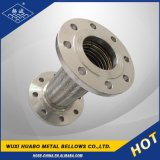 Stainless Steel 304/316L Flange Braiding Corrugated Hose