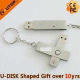 Metal Swivel/Rotating USB Memory Stick for Sports Gift (YT-1208)