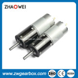 Customized 4-40mm Permanent Magnet Planetary Gearbox DC Gear Motor