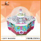 Automatic Coin Operated Toy Machine Du Du Le Ball Shape Cover Gift Arcade Game Machine